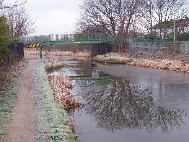 Forest Footbridge - Wyrley & Essington Canal