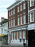 TQ5473 : Barclays Bank, Dartford by Ken Brown