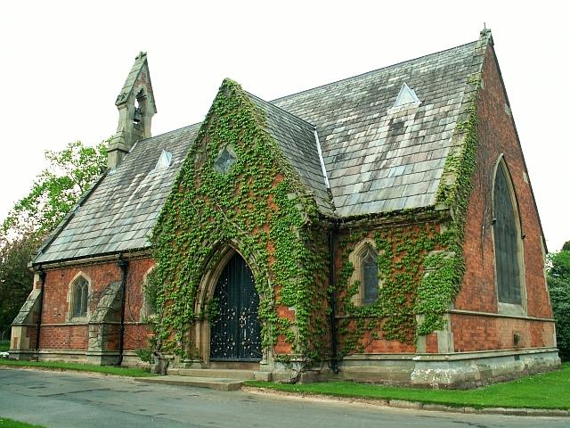 Burial chapel, Carlisle Cemetery