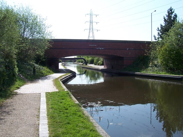 Willingworth Hall Bridge - Walsall Canal