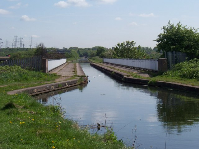 M5 Aqueduct - Tame Valley Canal