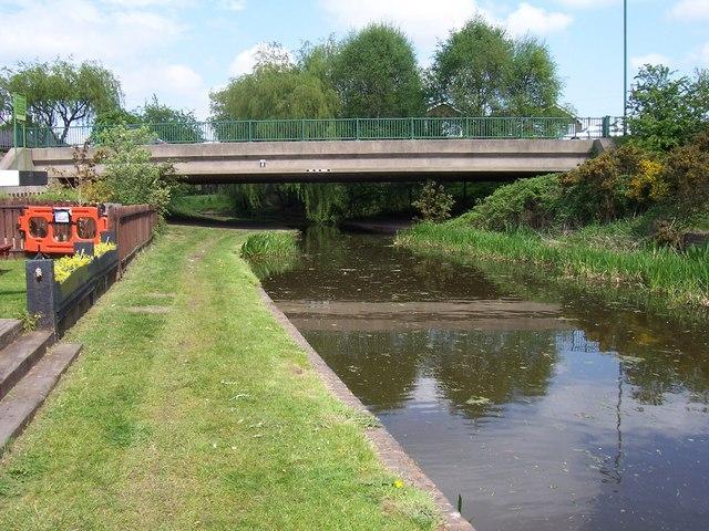 Daw End Bridge - Daw End Canal