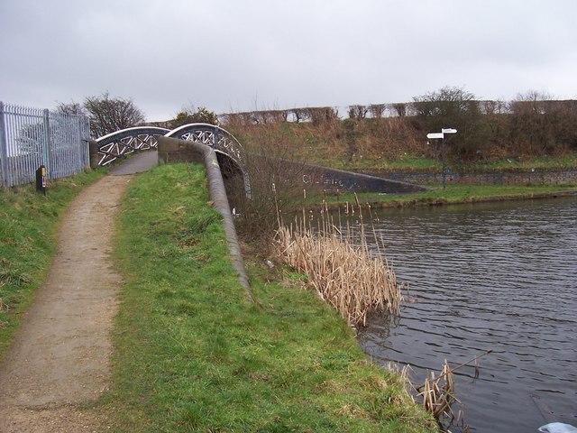 Anglesey Basin Bridge - Wyrley & Essington Canal, Anglesey Branch