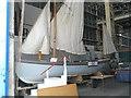 SU6200 : Restored Montagu Whaler within Portsmouth Dockyard by Basher Eyre