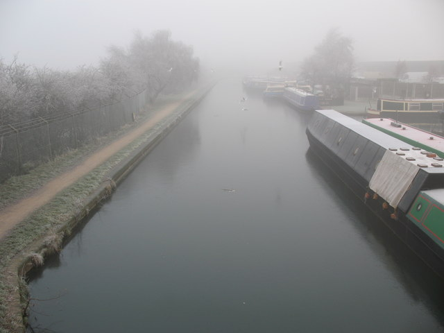 Aldridge Marina, Brickyard Road - Daw End Canal