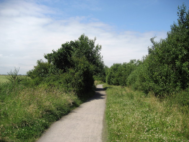Waggonways Cycle Track