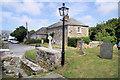 SW7857 : Cubert Churchyard by Pierre Terre