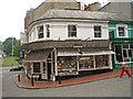 TQ5838 : Hall's Bookshop, 20-22, Chapel Place, Tunbridge Wells, Kent by Oast House Archive