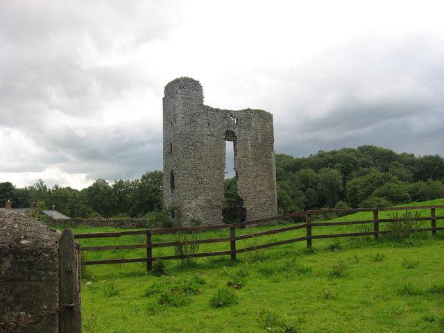 Monktown Castle, Co. Meath