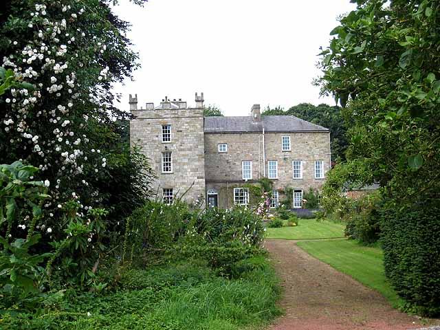 Eachwick Hall