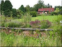 SO5635 : Shipley Gardens & Tea Room by Pauline E