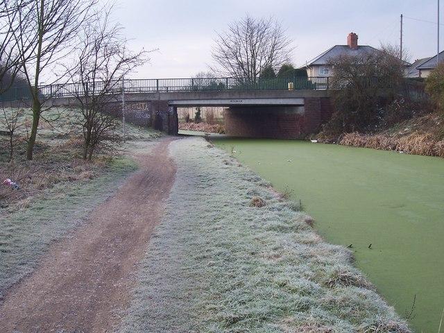 Coalpool Bridge - Wyrley & Essington Canal