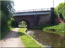 SO9695 : Holyhead Road Bridge - Walsall Canal by Adrian Rothery