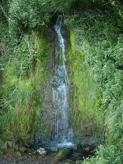 Waterfall, Babbacombe