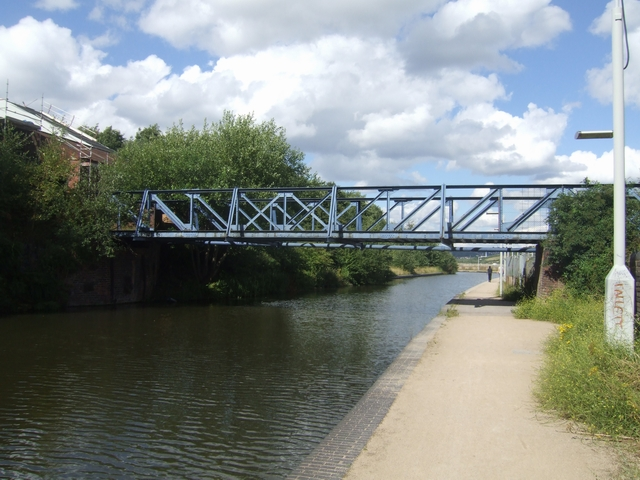 Dudley No 1 Canal - Wheeler's Tube  Bridge