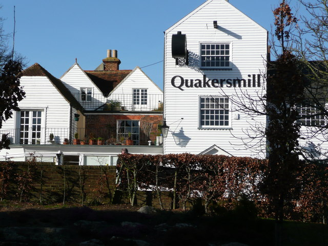Quakersmill, Old Town, Bexhill on Sea