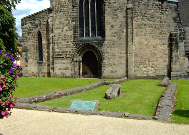 Chapel of St Bertelin, Stafford