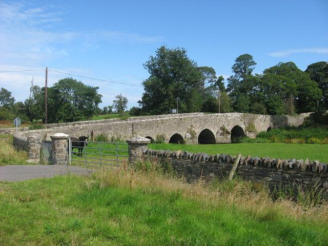 Beaumont Bridge, Kilsharvan, Co. Meath