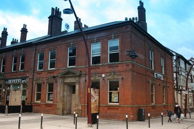 Corner of Darwall Street & Leicester Street