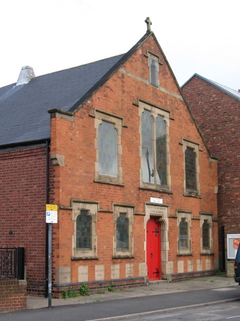South Normanton - Primitive Methodist Chapel