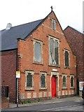 SK4456 : South Normanton - Primitive Methodist Chapel by Dave Bevis