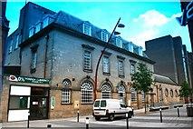 SP0198 : Walsall Post Office & Civic Centre by Derek Bennett