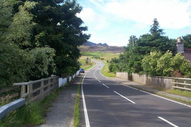 Towards Brogaig from Stencholl