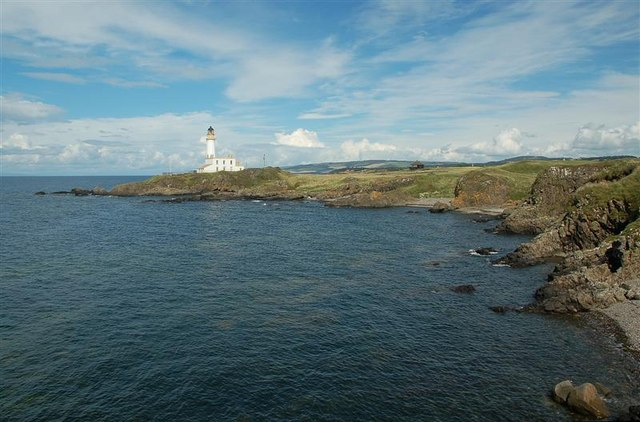Turnberry Lighthouse View