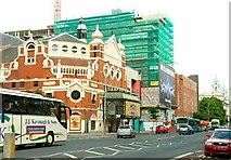 J3373 : New hotel, Belfast by Albert Bridge