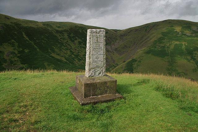 A covenanter's memorial