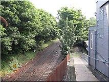 NT2671 : Edinburgh suburban railway by M J Richardson