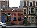 J3372 : Café Conor, Stranmillis Road, Belfast by Kenneth  Allen