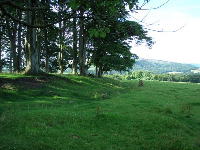 Iron Age Hill Fort - Hinding Lane