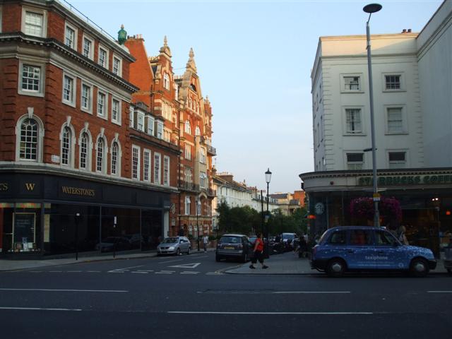 Allen Street, Kensington and Chelsea