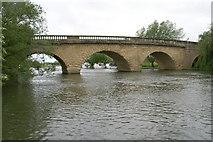 SP4408 : Swinford Bridge by Pierre Terre