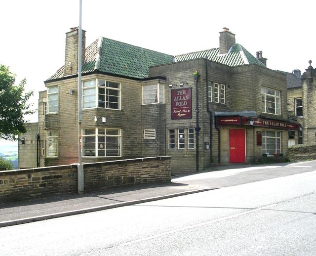 The Allan Fold - Warley Road, King Cross