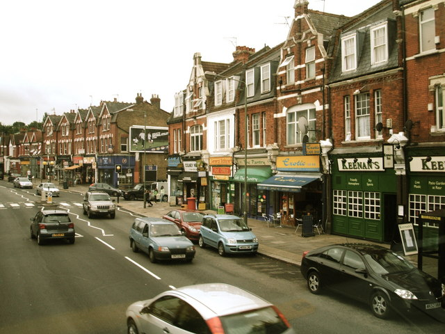 Colney Hatch Shops