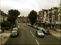 TQ2890 : Colney Hatch Lane by Chris Whippet