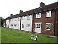 SE9927 : Railway cottages by Linda Craven