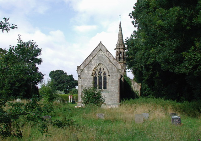St Paul's Church, Kexby