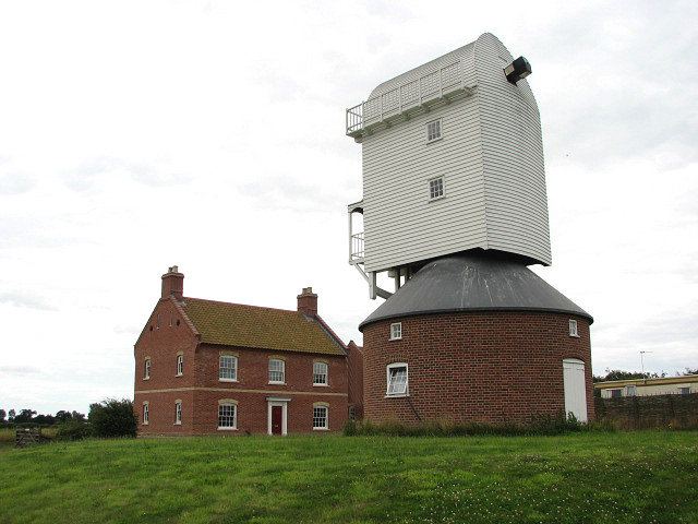 Postmill and Mill House