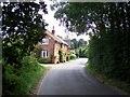 TM3099 : Wellbeck Road between Brooke and Bergh Apton by Geoff Pick