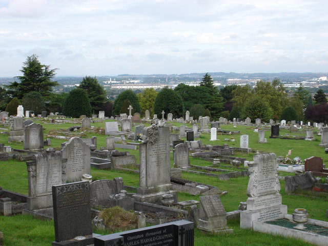 Southern Cemetery, Nottingham