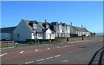 NS2005 : Houses At Turnberry by Mary and Angus Hogg