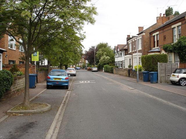 Julian Road, West Bridgford