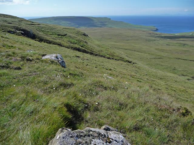 Western slopes of Ben Corkeval