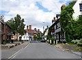 TM1478 : The Street, Scole by Geoff Pick