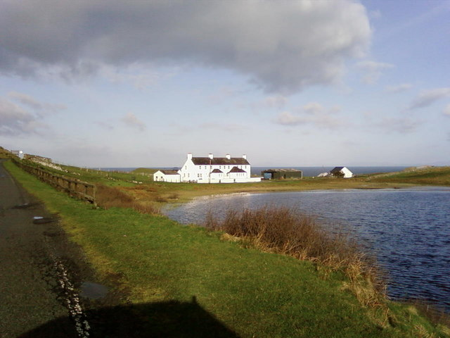 Coastguard Cottages, Duntulm