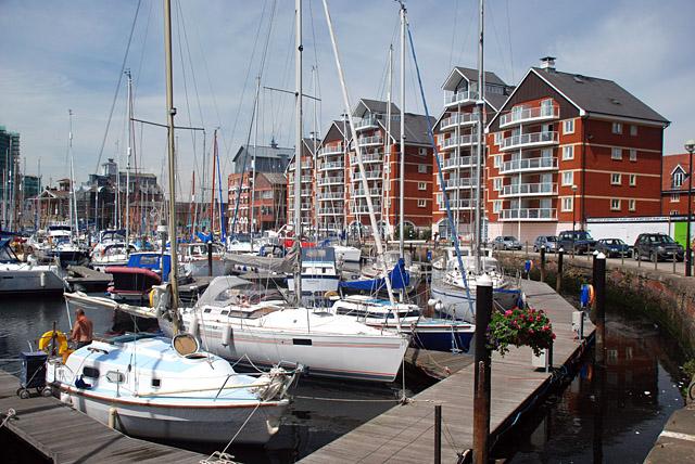 Neptune Marina, Coprolite Street, Ipswich