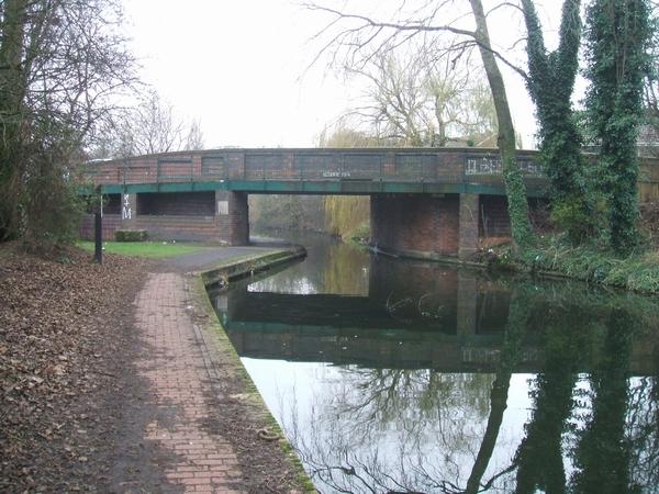 Wyrley & Essington Canal - Wednesfield Visitor Moorings
